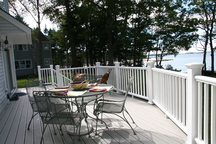 A deck is a great addition to your home. It gives you a place to spend those sunny days without having to sit in the grass and offers you a spot to relax in. However, those...