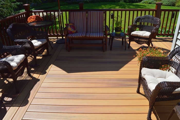 Let's face it - rarely does anything good ever come without a little hard work. With decking, this concept holds true. You will have to perform some level of maintenance on your...