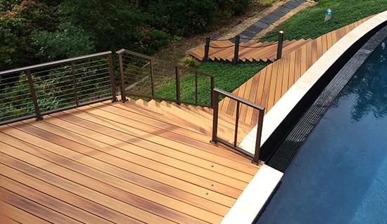 Home Composite Decking By Duralife
