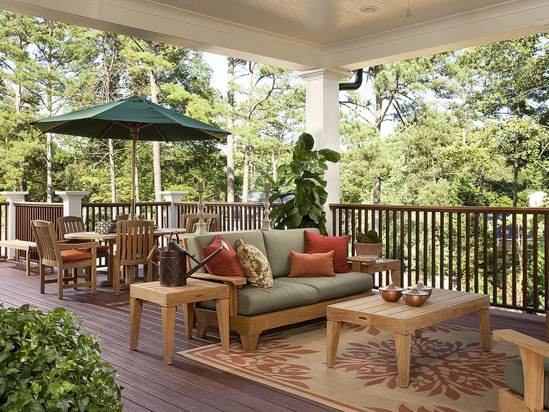 These days, homeowners don't just build new decks – they create outdoor living areas that offer many of the same amenities as indoor living rooms. One reason why...