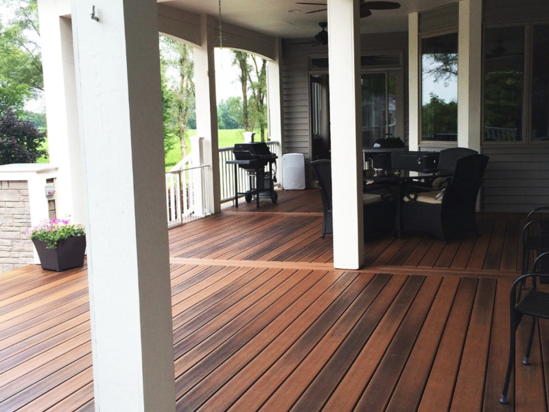 Although no composite decking is truly maintenance free, some composite decking products are much easier to take care of than others. Of course, compared with traditional...