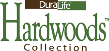 Hardwoods Composite Decking